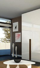 Lamda Hinged Door High Gloss Lacquer