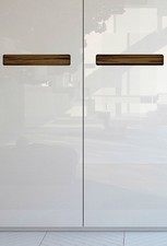 Omicron Hinged Door High Gloss Lacquer